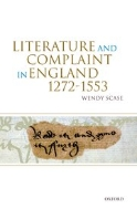 Literature and Complaint in England 1272-1553