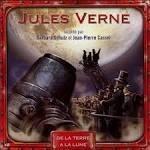 [미개봉] Barbara Schulz, Jean-Pierre Cassel / Jules Verne : De La Terre A La Lune (Audiobook/수입/미개봉)