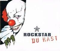 [미개봉] Rockstar / Du Hast (수입/Single)