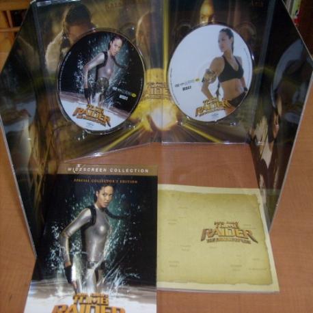 [소장품 DVD] 툼 레이더 2 : 판도라의 상자