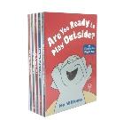 모 윌렘스 엘리펀트 앤 피기 세트 Mo Willems An Elephant & Piggie (Paperback 10권)