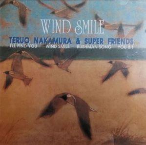 Teruo Nakamura & Rising Sun Band / Wind Smile (수입/미개봉)
