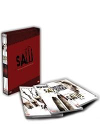 [DVD] 쏘우 CE 박스세트 (4disc)  Saw CE Boxset (4disc)