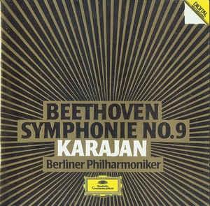 [미개봉] Karajan / Berliner Philharmoniker - Symphonie No. 9