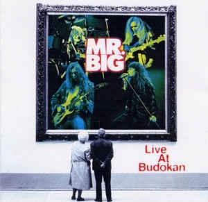 [수입] Mr. Big - Live At Budokan