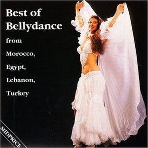 V.A. / Best Of Bellydance From Morocco, Egypt, Lebanon, Turkey (수입)