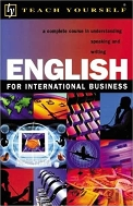 Teach Yourself English for International Business