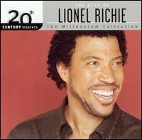 Lionel Richie / 20th Century Masters: The Millennium Collection (수입)