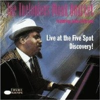 Thelonious Monk / Live At The Five Spot Discovery (수입)