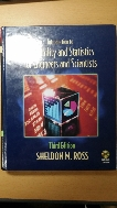 Introduction to Probability and Statistics for Engineers and Scientists 3rd Edition
