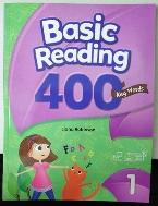 Basic Reading 400 Key Words. 1