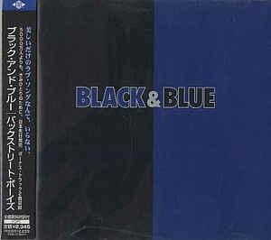 [일본반] Backstreet Boys - Black & Blue