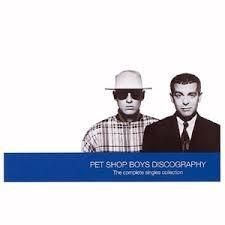 [일본반] Pet Shop Boys - Discography (The Complete Singles Collection)