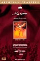 [DVD] Peter Ustinov / Mozart : Don Giovanni (미개봉)