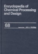 Encyclopedia of Chemical Processing and Design, Vol. 68 : Z-Factor (Gas Compressibility) Errors to Zone Refining, Index to Volumes 1-68 (ISBN : 9780824726195)