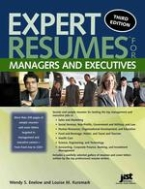 Experts resumes for Managers and Executives Second edition