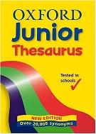 Oxford Junior Thesaurus (하드커버)