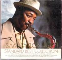 [일본반] Sam Taylor - Standard Best Collection