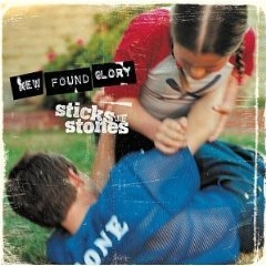 [중고] New Found Glory / Sticks And Stones (수입)