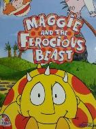 MAGGIE AND THE FEROCIOUS BEAST - ADUVENTURE WORLD - 11 ~ 20 총10 권 비디오테잎 없음 -
