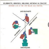 [중고] [VCD] V.A. / Dejohnette, Hancock, Holland, Metheny In Concert (2VCD)