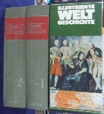 VEIT VALENTIN: Illustrierte Weltgeschichte  VOL:1.2 [전2권]   -세계사- /사진의 제품   ☞ 서고위치:XJ 7