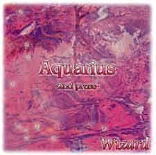 [일본반] Wizard - Aquarius