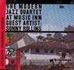 [미개봉] Modern Jazz Quartet / At Music Inn Guest Artist: Sonny Rollins, Vol. 2 (Digipack/수입)
