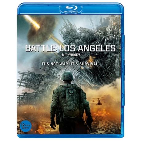(블루레이) 월드 인베이젼 (World Invasion: Battle LA, 2011)