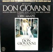 Don Giovanni (Highlights From The Original Soundtrack) ///LP1