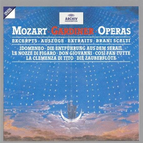 mozart opera extraits 라이센스