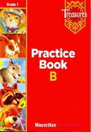 TREASURES PRACTICE BOOK B GRADE 1