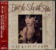 [일본반] Enya - Paint The Sky With Stars - The Best Of Enya