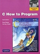 C How to Program (6th Edition, Paperback)