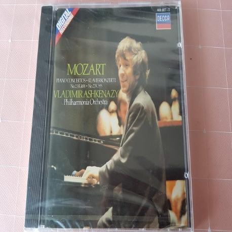 Mozart - Piano concerto No23 and 27 (미개봉앨범)