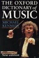 Oxford Dictionary of Music  ☞ 서고위치:XC 6  *[구매하시면 품절로 표기됩니다.]