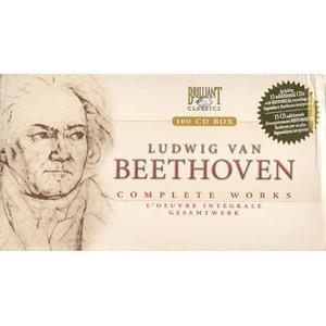 V.A. / 베토벤 작품 전집 - 스페셜 에디션 (100CD Box Set/수입/93553)