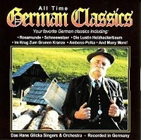 Hans Glicka Singers & Orchestra / All Time German Classics (수입)