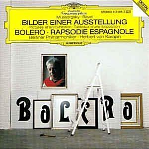 Karajan:ableaux D'une Exposition / Bolero