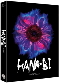 [블루레이] 하나비 (花火, Fireworks: Hana_bi)  / ?[풀슬립 넘버링 한정판] 24p.소책자/아웃케이스 포함