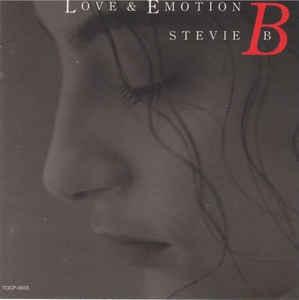 [일본반] Stevie B - Love & Emotion