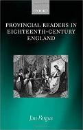 Provincial Readers in Eighteenth-Century England   (ISBN : 9780199297825)