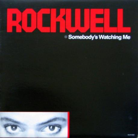 SOMEBODY'S WATCHING ME [LP] [1984년 성음 오리지널 발매반][반품절대불가]