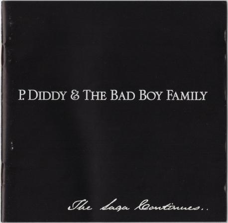 [수입] P. Diddy & The Bad Boy Family - The Saga Continues...