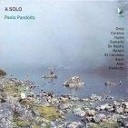 Paolo Pandolfo / 비올라 다감바 독주 작품집 (Viola Da Gamba - A Solo) (수입/GCD920403)