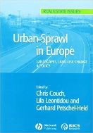 Urban Sprawl in Europe : Landscapes, Land-Use Change and Policy  (ISBN : 9781405139175)