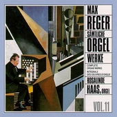 Rosalinde Haas / Reger : Organ Works Vol.11 (수입/MDGR3360)