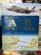 MILITARY ATLAS OF AIR WARFARE -전쟁 외국서적, 하드커버, 아주큰책,-
