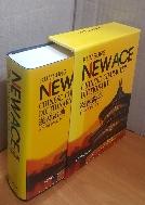 뉴에이스 한한사전 2001년 발행/책등 희미한 색바램외 깨끗
