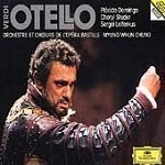 Placido Domingo, Cheryl Studer, 정명훈 (Myung-Whun Chung) / 베르디 : 오델로 (Verdi : Otello) (2CD Box Set/DG3109)